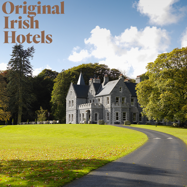 €100 Original Irish Hotels Voucher image