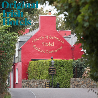 2 Nights B&B for Two in Original Irish Hotel image