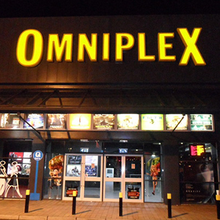 Omniplex Ticket for 2 image