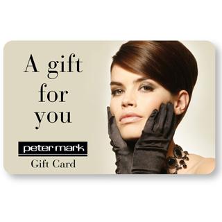 Peter Mark Gift Vouchers