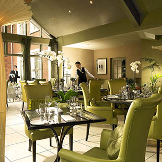 Dinner For Two in Perrotts Garden Bistro image