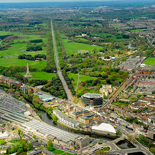 30 Minute Scenic Dublin Flight for 2 image