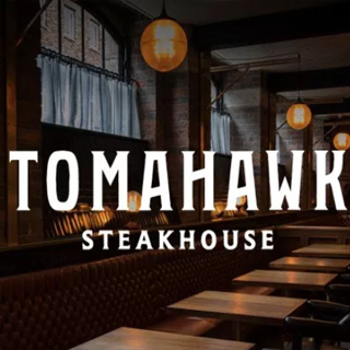 €100 Tomahawk Restaurant Voucher image