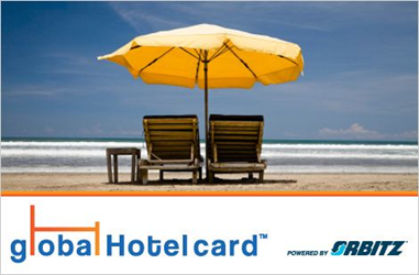 £250 Global Hotel Card UK Voucher image