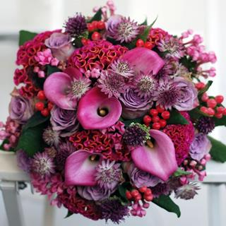 Pink Winks Bouquet image