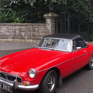 MGB Roadster Classic Car Half-Day Experience