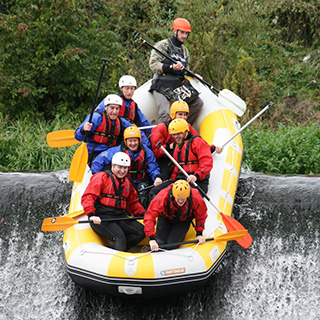 Rafting Trip 5 People | River Liffey image
