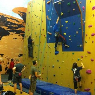 Rock Climbing - Child/Teen image