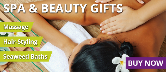 Spa and Beauty Gifts