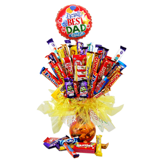 Best Dad Chocolate Hamper image