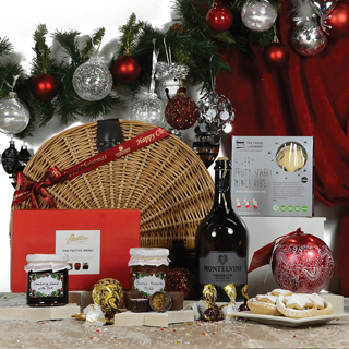 Seasonal Cheer Christmas Hamper image