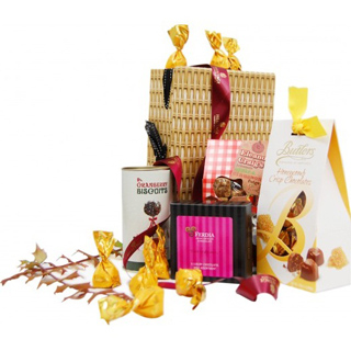 Secret Treats Christmas Hamper image