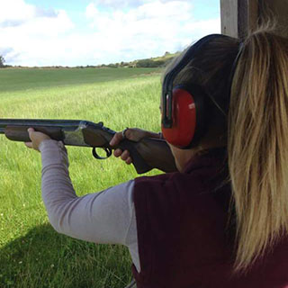 Clay Pigeon Shooting - Advanced image