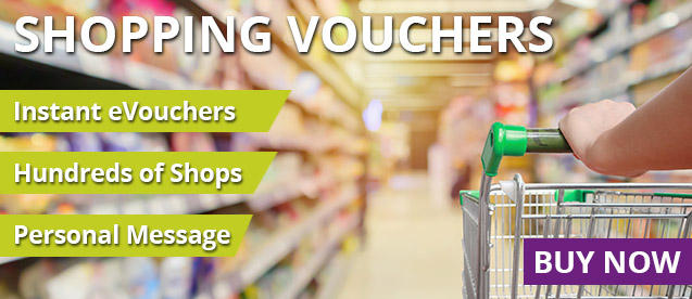 Shopping Vouchers