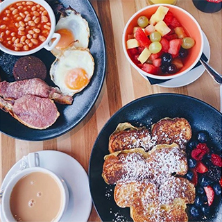 Brunch for 2 at Sophies image