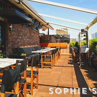 €100 Sophies Restaurant Voucher image