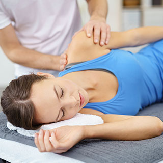 Sports Relief Massage image