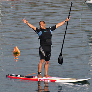Stand Up Paddle Boarding 1 Person image