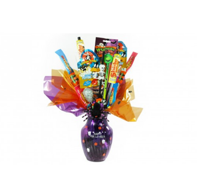 Halloween Sweet Bouquet Hamper image