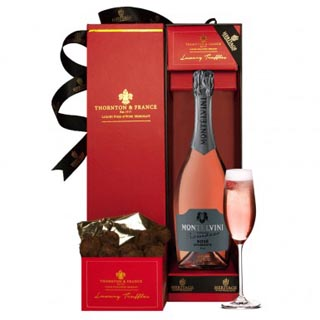T & F Bubbles Christmas Hamper image