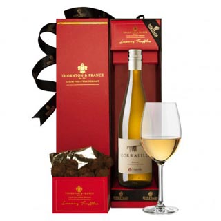 T & F Riesling Christmas Hamper image