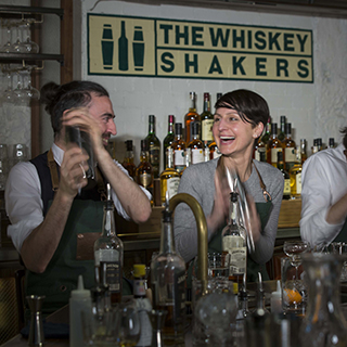 Jameson Whiskey Shakers - Cocktail Masterclass