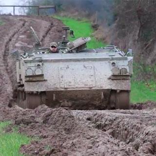Tank Driving Vouchers