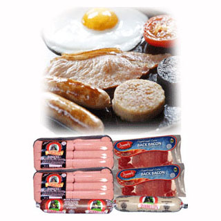 Tasty Breakfast Pack Hamper (FREE Delivery to USA) image