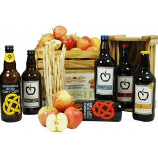 Tempting Cider Hamper image