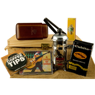 Big Smoke Cuban Hamper image