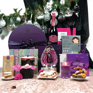 Thornton & France Christmas Hamper image