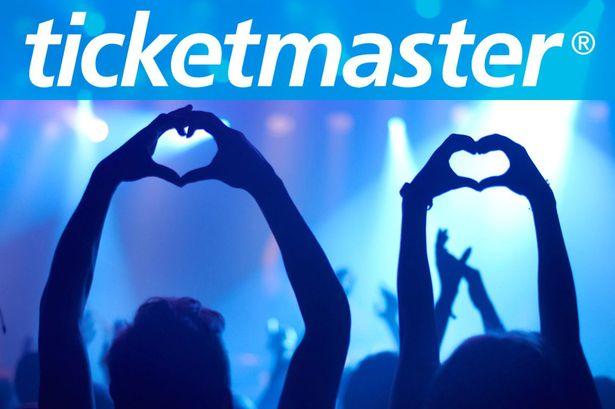 €150 Ticketmaster eVoucher image