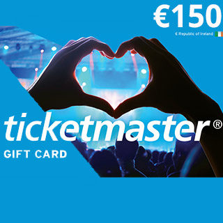 €150 Ticketmaster eVoucher
