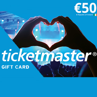 €50 Ticketmaster Voucher