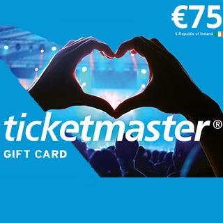 €75 Ticketmaster Voucher