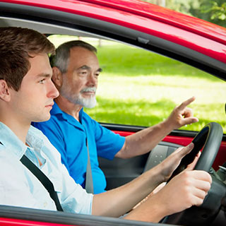 Beginners Driving Lesson image