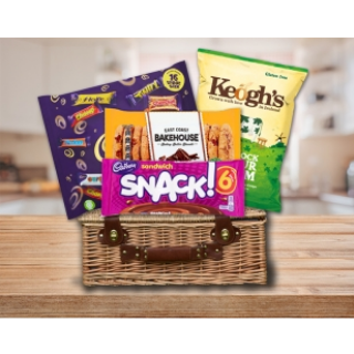 Sweet Irish Hamper (FREE Delivery to USA) image