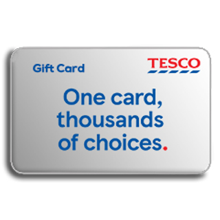 Tesco Gift Vouchers