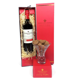 The Lovely Pair Wine Hamper image