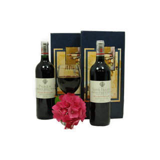 Bordeaux Collection Wine Hamper image