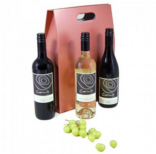 Chilean Trio Wine Hamper image