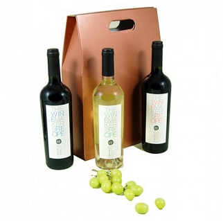Corinto 3 Bottle Wine Hamper