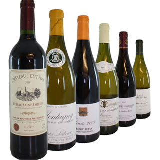 Design Your Own Half Case of Wine image