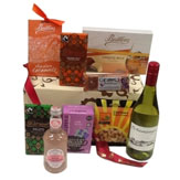 Wine & Chocolate Party Pack image
