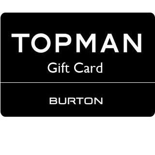 €50 Topman Gift Voucher