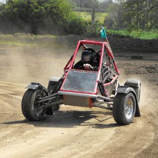 €175 Buggy Racing Gift Voucher