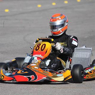 30 Min Extreme Karting image