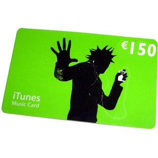 €150 iTunes Gift Voucher image