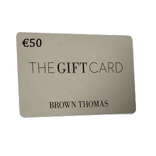€50 Brown Thomas Gift Voucher image