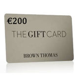 €200 Brown Thomas Gift Voucher image